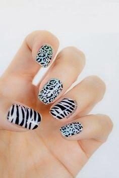 Fantastic nail art Idea