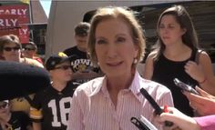 Planned Parenthood Activists Pelt Pro-Life Carly Fiorina With Condoms at Campaign Stop