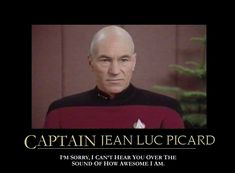 The best Star Trek Captain