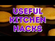 3 GENIUS kitchen hacks in 1-minute l 5-MINUTE CRAFTS