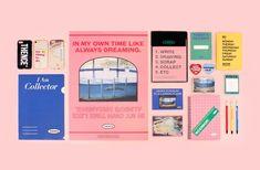 덴스의 2017 봄/여름 시즌 주제는 '스탠다드 피플(Standard People)'로, 각자가 소중히 생각하는 작은 기준에 대한 이야기를 담았다. 저마다의 다른 기준과 가치를 가.. Branding And Packaging, Packaging Design, Branding Design, Print Layout, Layout Design, Print Design, Portfolio Book, Stationary Design, Album Design