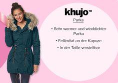 Angebot der Woche: der warme #khujo #Parka