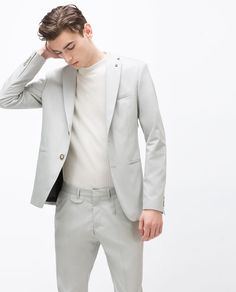 Image 2 of SUIT from Zara