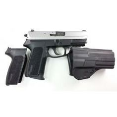 Sig Sauer SP2022 Two Tone 9mm w/ SigLite Night Sights E2022-9-TSS Sig Sg 550, Sig Sauer P226, Night Sights, Pistols, Survival Tips, Tactical Gear, Firearms, Hand Guns, Fingers