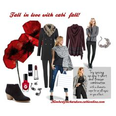 Fall in love with cabi Fall Collection