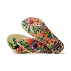 Tongs Slim Tropical pour femme | Havaianas® site officiel