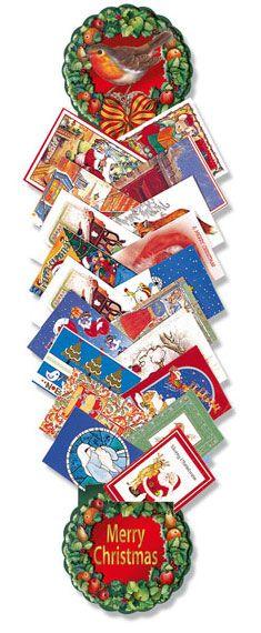 """In England ist der Umgang mit den Weihnachtskarten ja ein ganz anderer - was dort mit den Karten gemacht hat und wer als der Erfinder der """"Christmas Card"""" gilt, lesen Sie in unserem neuen Blogeintrag."""
