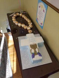 baptism rosary cake cakealicious pinterest kommunion erstkommunion und kuchen. Black Bedroom Furniture Sets. Home Design Ideas