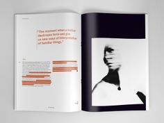 RE–NEW Magazine 01 on Editorial Design Served