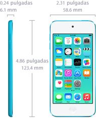 iPod touch - Compra iPod touch - Apple Store (México)