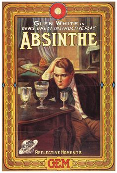 Absinthe movie poster