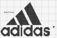 Gallery.ru / Фото #3 - Спорт - mornela Knitting Patterns Boys, Baby Booties Knitting Pattern, Crochet Baby Boots, Knitting Charts, Crochet Patterns, Graph Paper Drawings, Graph Paper Art, Cross Stitch Designs, Cross Stitch Patterns