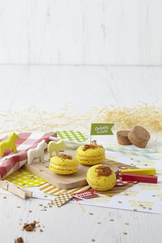 Spicy Beef Macaron! by Colette&Lola