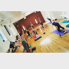 Instagram photo from @yogaworks_unionsquare