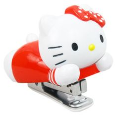 [hello kitty] stapler