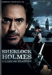 Sherlock Holmes: A Game of Shadows on DVD June 12th 2012