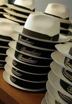 Borsalino hat or Fedora hat