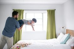 How to have a successful in-home photo shoot