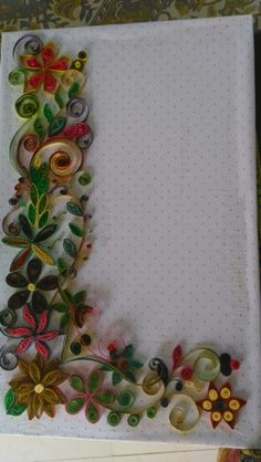 Paper Quiling frame