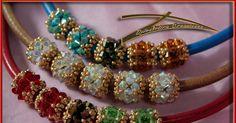 15 piezas preparadas para crear pulseras totalmente personalizadas.   Presentadas como collar queda precioso.   Ideal para las fies...