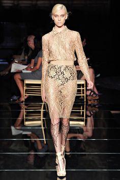 Francesco Scognamiglio Spring 2012 Ready-to-Wear Fashion Show - Anna-Zeta Zanovello