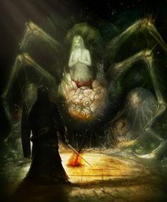 Quelaag - Dark Souls