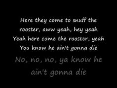 ▶ Rooster-Alice In Chains lyrics - YouTube