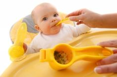 Fresh and healthy food for your baby on the go!  #CraveIt #babies