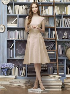 Lela Rose Bridesmaid Style LR228 http://www.dessy.com/dresses/bridesmaid/lr228/