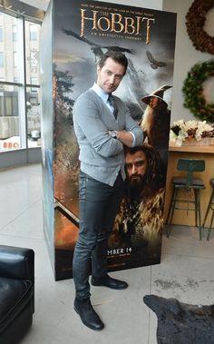 Richard Armitage The Hobbit 1