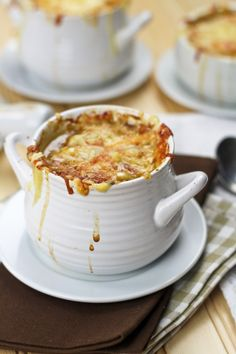 Soul Warming French Onion Soup
