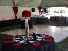 Once Upon a Time event table settings