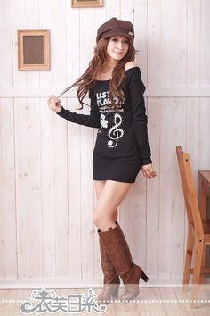 Cute Korean Dresses | Cute Korean Dresses | Pinterest | Nice ...