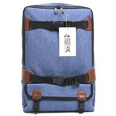 Waterproof Laptop Backpack for Men SKULLLISM 002
