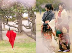 Beautiful Fusion Wedding in Japan by Juliana Wiklund Photography: Raishel and Matthew