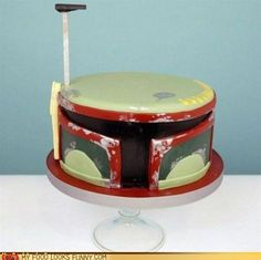 I'm not actually obsessed with Star Wars, but I do think it would be awesome to throw a Star Wars marathon party (episodes 4-6) with lots of awesome theme foods!