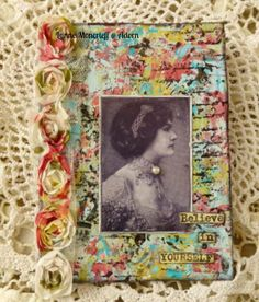 Believe In Yourself by Lynne Moncrieff | That's Blogging Crafty!