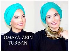Here is a super simple and easy Turban Tutorial using Uniquehijabs headscarves. The best part is that this turban tutorial requires no pins at all! Turban Tutorial, Hijab Tutorial, Natural Hair Accessories, Natural Hair Styles, Turban Hijab, Hijab Fashion Inspiration, Turban Style, Bad Hair Day, Headgear