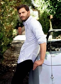 New/Old: Jamie Dornan Fifty Shades of Grey photoshoot Jamie Dornan, Mr Grey, Fifty Shades Darker, Fifty Shades Of Grey, Christian Grey, Ricardo Baldin, Gorgeous Men, Beautiful, Celebrity Crush