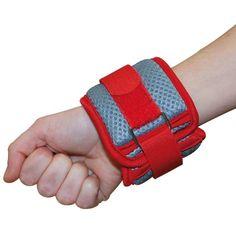 Bracelets lestés d'Aquagym 500 gr - Articles pour mains et poignets - Aquagym - Abysse Sport