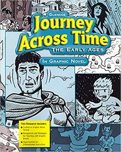 Amazon.com: Journey Across Time, Journey Across Time in Graphic Novel (MS WORLD HISTORY) (9780078747236): McGraw-Hill Education: Books