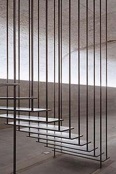 Roland Halbe architects . stairs by aparicio