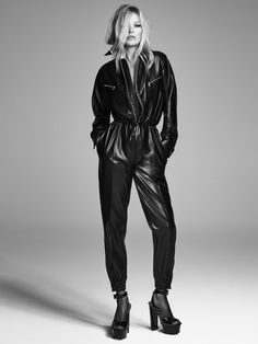 Ermanno Scervino enlists supermodel Kate Moss for its spring-summer 2020 campaign Ermanno Scervino, Kate Moss, Supermodels, Leather Pants, Campaign, Spring Summer, Punk, Editorial, Style