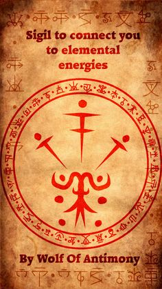 Sigil to connect you to elemental energies Witch Symbols, Alchemy Symbols, Magic Symbols, Symbols And Meanings, Witchcraft Spell Books, Wiccan Spell Book, Wicca Witchcraft, Magick Spells, Protection Sigils