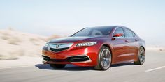 2015 Acura TLX Prototype | Acura.com - First Acura in a long time that I can actually see myself driving
