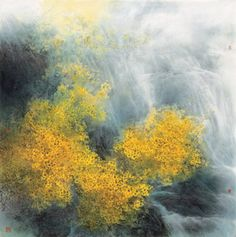 Late Autumn by Feng Linzhang