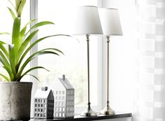 Emilia Table Lamp, Lighting, Home Decor, Decoration Home, Light Fixtures, Room Decor, Table Lamps, Lights, Interior Design