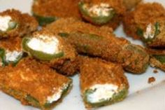 Best Jalapeno Poppers Ive Ever Had  (with real bacon though)
