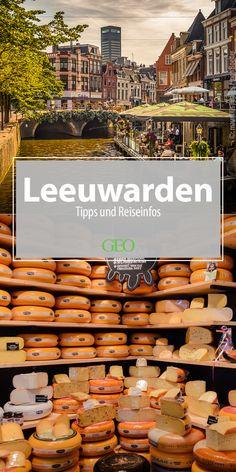 Restaurants und Cafés, Unterkünfte und weitere besondere Orte in Leeuwarden