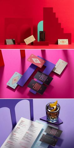 Branding and art direction by graphic design studio Human for Nineteen Ten, a Mexican restaurant and cantina located in London, UK. #graphicdesign #branding